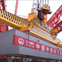 Гигантский робот будет строить метро в Китае