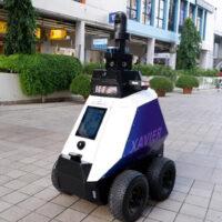 Роботы проследят за порядком в Сингапуре