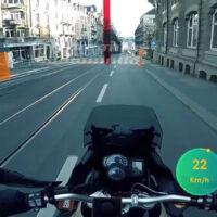 Дополненная реальность для мотоциклиста