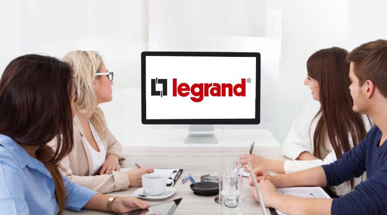 бучение в октябре: Группа Legrand анонсирует расписание вебинаров на текущий месяц