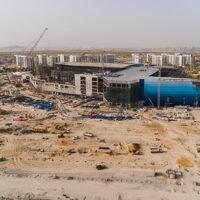 В Объединенных Арабских Эмиратах в откроется самый большой в мире закрытый аквариум